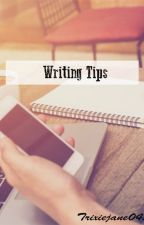 Writing Tips by Trixiejane045