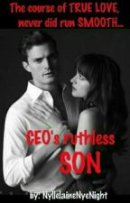 Book5: I'm dating CEO's ruthless Son! by NyllelaineNyeNight