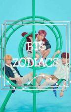 BTS ZODIACS  by baengbaengtaen