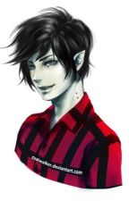 Marshall lee X chubby wolf reader by wolfgirl6114