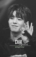 chat + jungkook by energetichwi