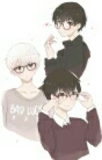 Its just You, Me and the four Kanekis' by TG_Fan_Nekocriza