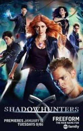 watching shadowhunters!! (tv show) by elili000