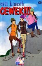 CEWEK!! by EhaTryalwaysCheerful