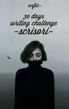 30 Days Writing Challenge ☑ by orfic-
