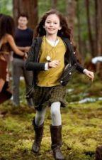 A pequena Renesmee Cullen  by AmandaNavarro4