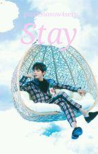 Stay | Taejin  by pizza5sosow4sery