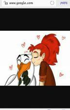 Ask or Dare Tulip and Junior (Storks) by loviestar