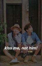 kiss me, not him! ❀ k.th + j.jk by AraSenpai