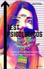 Test  Psicologicos by Shaniitoon