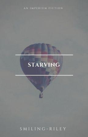 Starving |E. Cullen| ✓ by rileynikole