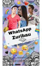 WhatsApp Zuribau #CbllrsAwars by garrixer_fangirl