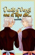  ♘  Dante y Vergil son el tipo de... by MonnAmouur