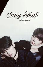 """""""Inny świat"""" - Yoonkook by Avangeee"""
