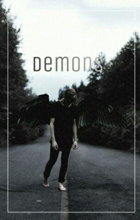 Demons. by tati__horan