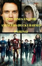 Indy Jones and The Avengers - Bucky Barnes Pairing by insaneredhead
