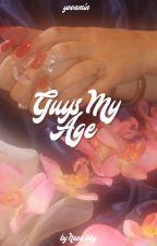 Guys My Age   yoonmin   ZAWIESZONE by CLEMENC3