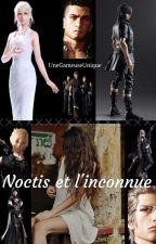Noctis et l'inconnue by UneGameuseUnique