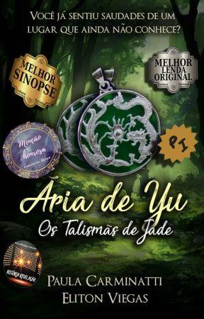 Os talismãs de jade by PaulaCarminatti