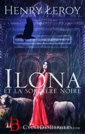 Ilona et la sorcière noire by PhilippeRoy
