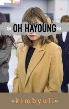 Oh Hayoung ( SeYoung Couple ) by kimjongta