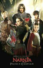 cronache di Narnia e il principe Caspian #altendig#justwritelt# by fanofzak