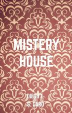 Mistery House #ColorsAwards2017 #PencilAwards2017 by Diego4U
