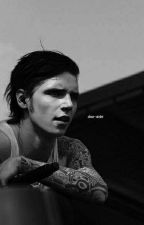 dear violet ❁ andy biersack (currently editing) by bluelitany