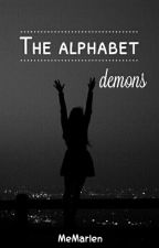The alphabet - demons  by MeMarlen