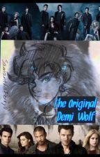 The Original Demi Wolf by SamanthaPerry0