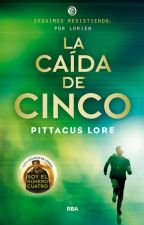 la caída de  cinco   pittacus lore by MikasaAkerman