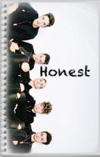 Honest;hbr// completed/book #1  by hunterrowland12345