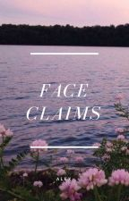// face claims // by bananekasztona_xx