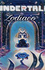 """Zodiaco undertale ""  by intynidad"