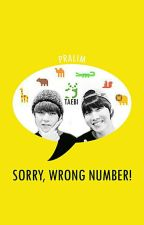 Sorry, Wrong Number! (VHope) by Pralim_