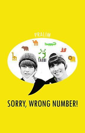 Sorry, Wrong Number! (VHope) by Pralim_