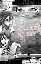 the avatar's big sister [lok] by rwajahat