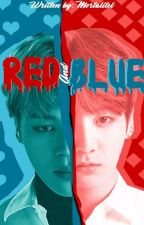 Red and Blue - Jikook [Em Revisão] by Mortalitel