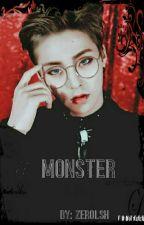 Monster    ChenMin  by NIGHTFIRESNOW