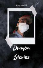 Dragon Stories ✖ G-DRAGON by altryanakim28
