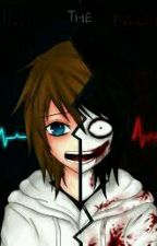 Jeff the killer  (Please take me with you) by Shadowlover2019