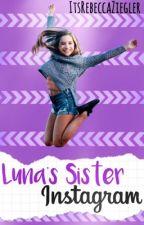 Luna's Sister; Instagram by ItsRebeccaZiegler