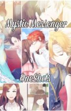 Mystic Messenger OneShots {Book 1} by SpaceStationChoi