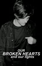 our broken hearts and our lights ☁ stylinson by almightygomez