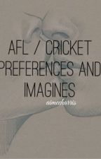 AFL / Cricket preferences by aimeeharriis