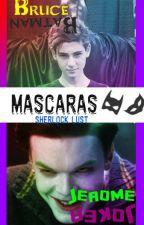 Mascaras (BatJoker-Jerome x Bruce) by Sherlock619