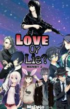 MANBT (book two) Love or Lie? by MsDeJo