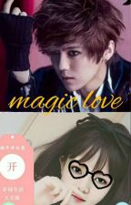 magic love by ZuLay3