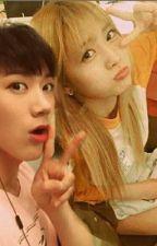 Together [NCT Ten x TWICE Momo #Tenmo, BTS Jimin, BLACKPINK Lisa] by momo_jjang