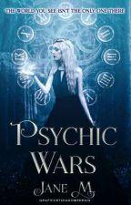 Psychic Wars by Obsidian7